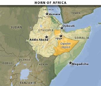 Ogaden: United Western Somali Liberation Front (UWSLF