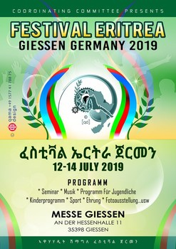 Festival eritrea germany 2019 poster nr 1   jan2019